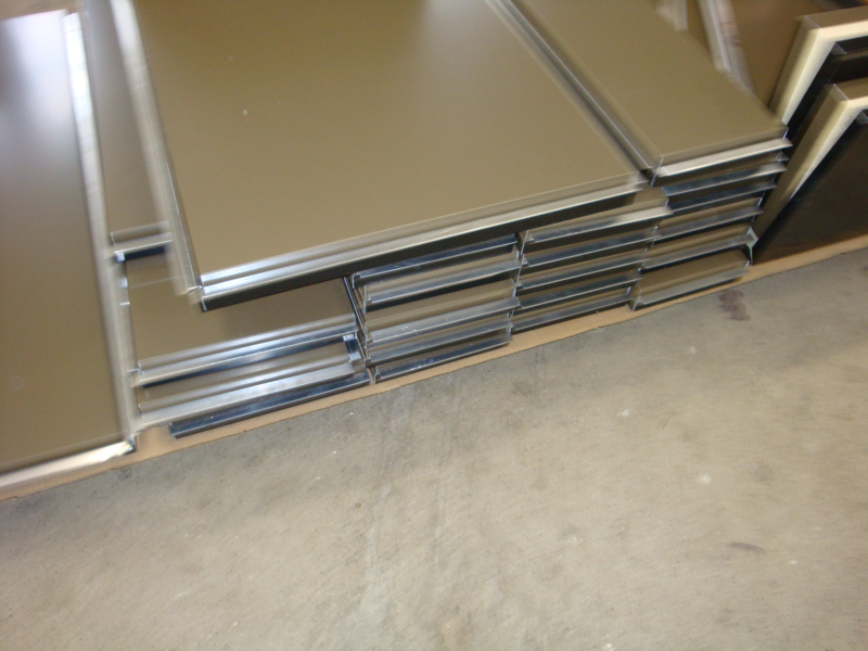 Insulated Metal Wall Panels : Insulated panels reliable sheet metal