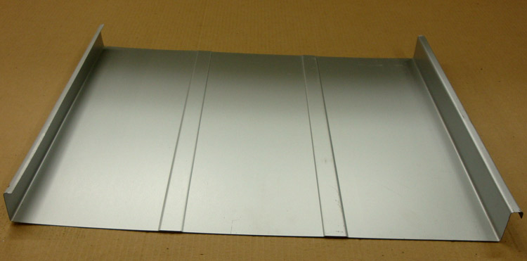 Double Lock Reliable Sheet Metal