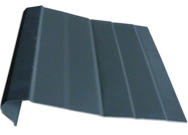 Leaf Guards Reliable Sheet Metal