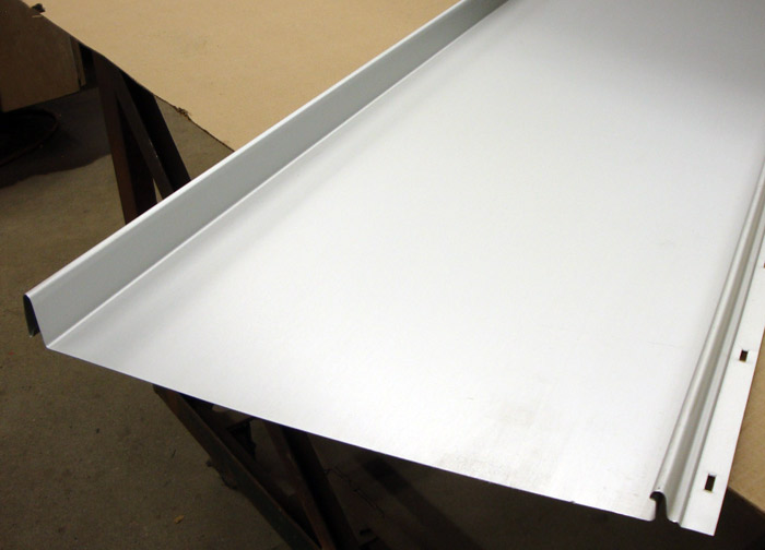 Flush Seam Reliable Sheet Metal